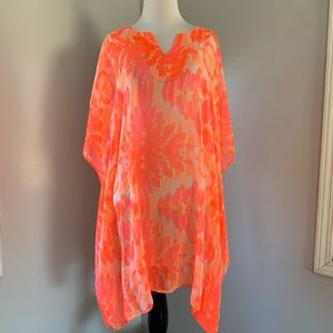 Other - Beach cover up NWT Orange S/M